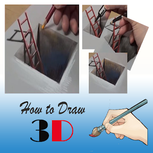 Learn to Draw 3D Complete