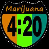 App Weed Marijuana Live Wallpaper version 2015 APK