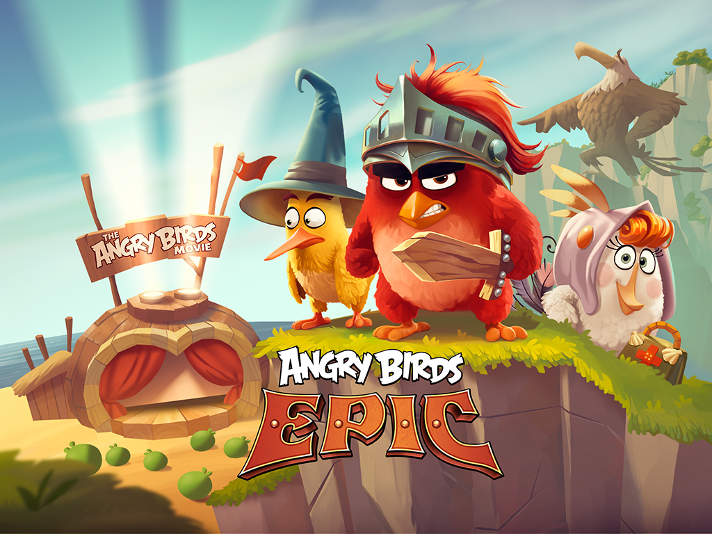 Angry Birds Epic RPG Screenshot 10