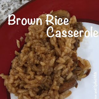Brown Rice Beef Consomme Recipes