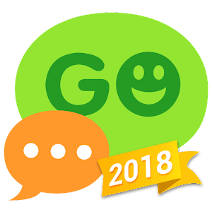 GO SMS Pro - Messenger, Free Themes, Emoji For PC (Windows & MAC)