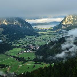 Vodnikov razglednik by Bojan Kolman - Landscapes Cloud Formations