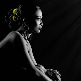 Audrey by Joe Malicdem - People Portraits of Women