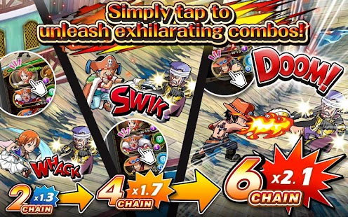 Free ONE PIECE TREASURE CRUISE APK for Windows 8