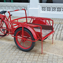 Trishaw by Koh Chip Whye - Transportation Bicycles (  )