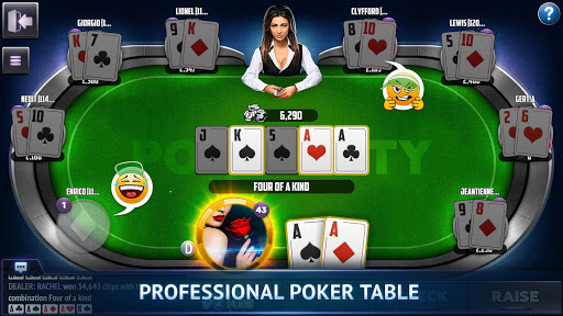 Poker City: Builder For PC