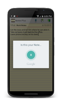 NOTES APK screenshot thumbnail 7