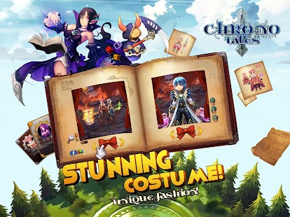 Game Chrono Tales APK for Kindle