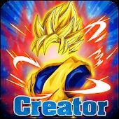 Create Dragon Z Saiyan Warrior