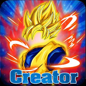 Free Download Create Dragon Z Saiyan Warrior APK for Samsung