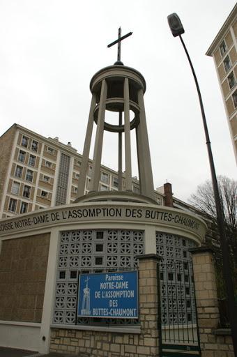 photo de Notre-Dame de l'Assomption des Buttes-Chaumont