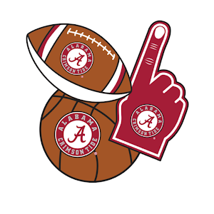 Alabama Crimson Tide Selfie Stickers For PC / Windows 7/8/10 / Mac – Free Download