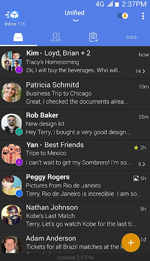 Email TypeApp - Mail & Calendar screenshot 7