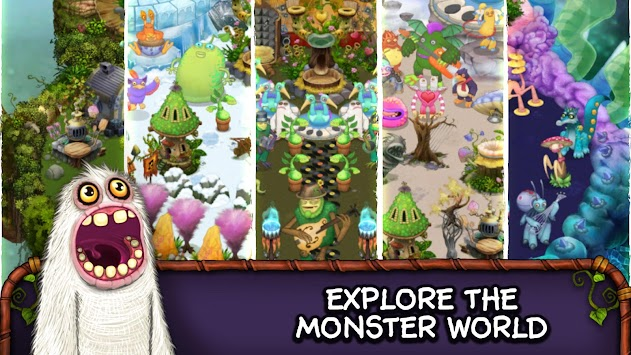 My Singing Monsters APK screenshot thumbnail 5