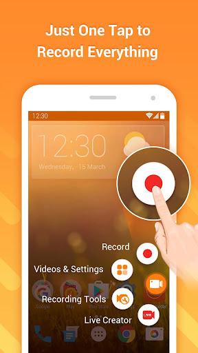 DU Recorder – Screen Recorder, Video Editor, Live screenshot 1