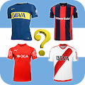 Game Adivina Camisetas Fútbol Argentino ⚽ APK for Kindle