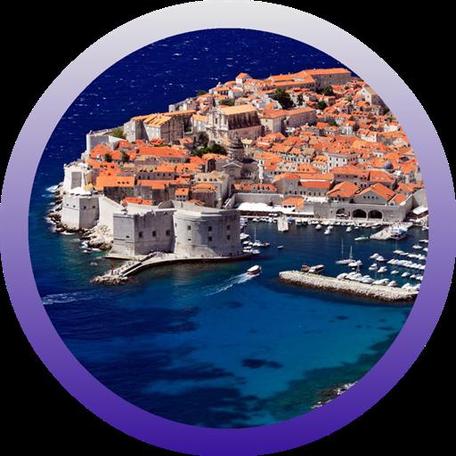 Android aplikacija Fotografije i videozapisi Dubrovnika na Android Srbija