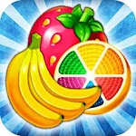 Candy Fruit Mania : Crush & Blast Jewel Icon