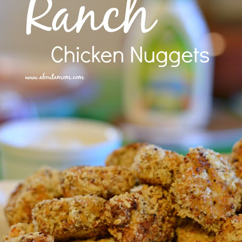 Ranch Chicken Nuggets