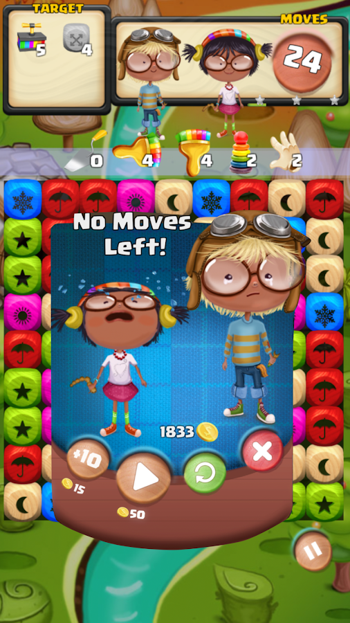 Toy Blast Party Time (Ad Free) Screenshot 13