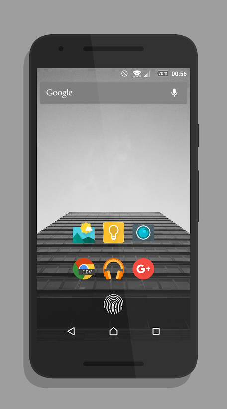 Glim - Icon Pack Screenshot 8