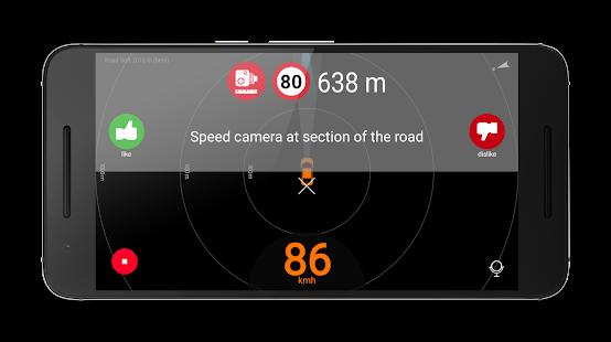 App Speed camera radar (PRO) apk for kindle fire