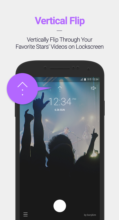 LockStar - Stars on Lockscreen Screenshot 3