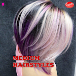 Medium Hairstyles APK Image