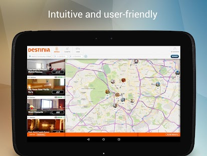 app destinia apk for windows phone android and apps