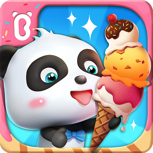 Baby Panda, Ice Cream Maker - Chef & Dessert Shop (game)