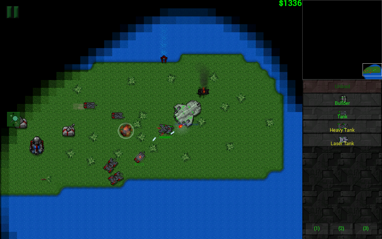 Rusted Warfare - RTS Strategy Screenshot 6