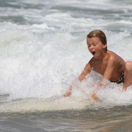 Pre Wipe Out by Cathi Gardner Winborne - Babies & Children Children Candids