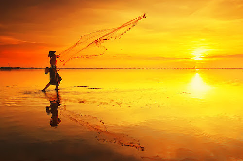 Second Chance by Hendri Suhandi - People Street & Candids ( fisherman )
