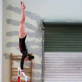 Gymnastics by Turner Lilly - Sports & Fitness Fitness ( fitness, sports, gymnastics, athlete, gymnast )