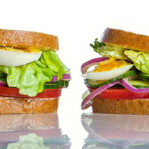 April Bloomfield's Salad Sandwiches