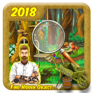 Hidden Objects : Super world Jungle Adventure 2018 for PC-Windows 7,8,10 and Mac