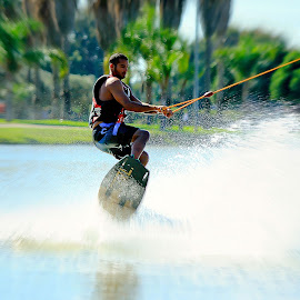 LAKE TELAVIV by Dong Leoj - Sports & Fitness Other Sports ( watersports, sports&fitness )