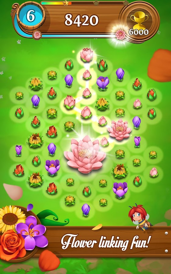 Blossom Blast Saga Screenshot 6