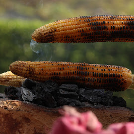 CORN by NAYAN  SARKAR - Food & Drink Cooking & Baking