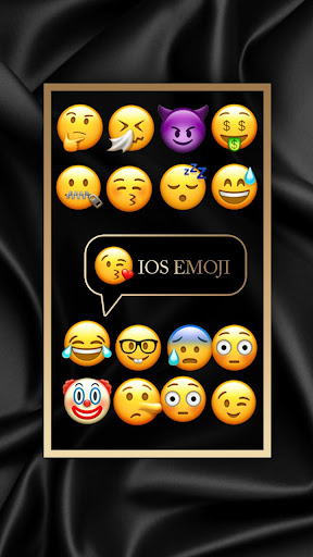Free iPhone IOS Emoji for Keyboard+Emoticons For PC