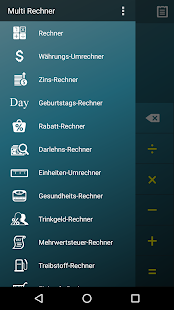 Multi Rechner Screenshot