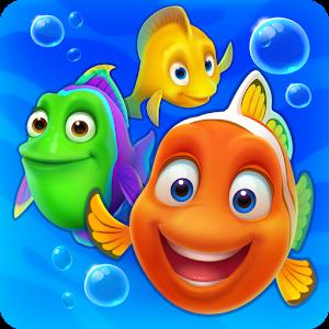 APK Game Fishdom for BB, BlackBerry