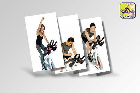 Spinning - indoor cycling Fitness app screenshot 1 for Android