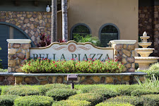 Entrance to Bella Piazza