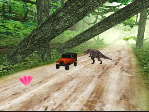 Jurassic Drive - screenshot