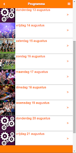 AID App Wageningen - screenshot