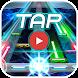 タップチューブ - ミュージックビデオリズムゲーム
