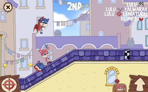 Fun Run 2 - Multiplayer Race screenshot 8