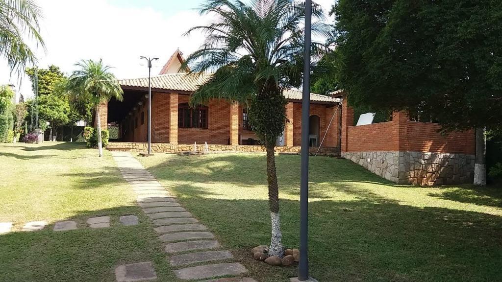 [Chácara com 5 dormitórios para venda e locação no  Jardim Boa Vista - Jundiaí/SP]