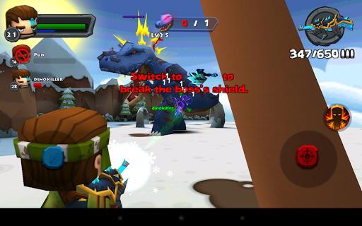 Call of Mini™ Dino Hunter screenshot 11